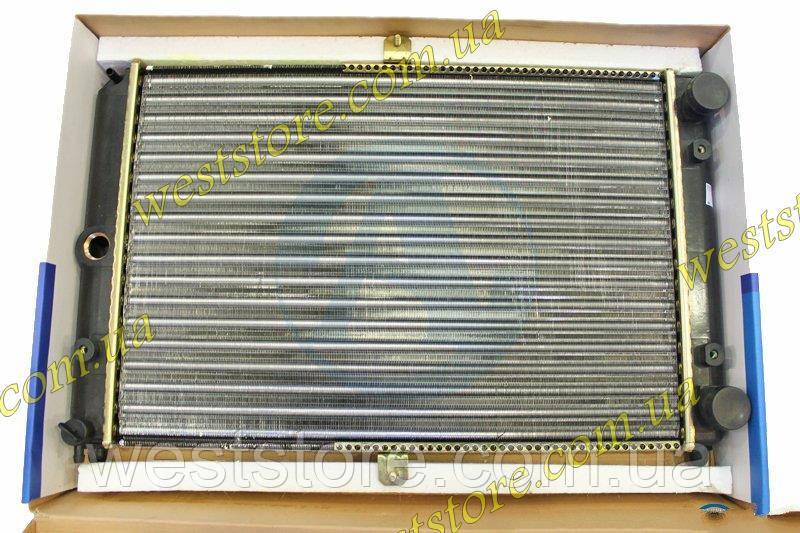 Радиатор охлаждения Москвич Иж 2126,2127,2717 ОДА(двиг 1.6) ЛУЗАР Luzar (алюминиевый) (LRc 0226)