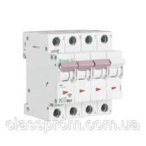 Автоматический выключатель 3+N-полюс. PL7-B32/3N EATON