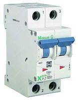 Автоматичний вимикач 2-полюс. PL7-B50/2 EATON, фото 1