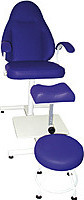Педикюрное кресло КП-2 с регулируемой подставкой