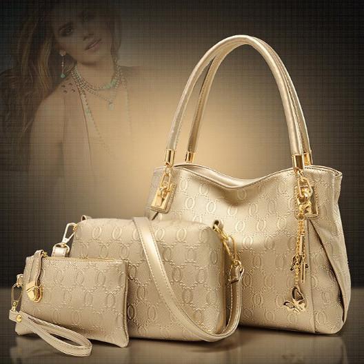 Стильная кожаная женская сумка. Модель 04301