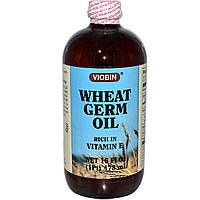 Viobin, Масло зародышей пшеницы, 16 жидких унций (473 мл)