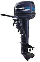 Двухтактный лодочный мотор Powertec PP  30 AMHS - Powertec PP30AMHS