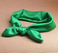 Повязка на голову для девочки солоха Детская  Зелёный