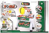 Столик с инструментами для мальчиков 008-81