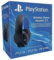 Наушники Wireless Stereo Headset 2.0 Black