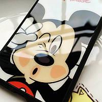 Cиликоновый Чехол с Микки Маусом iphone 6/6S, фото 1