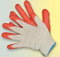 Перчатки Вампирки с латексным покрытием