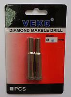 Сверло алмазное кольцевое VEKO 10*65мм