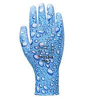 Перчатки для садовых работ Doloni   (полиуретановое покрытие)