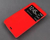 Чехол книжка Lenovo P90 красная