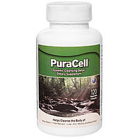 World Nutrition Inc., PuraCell для очистки организма, 120 капсул