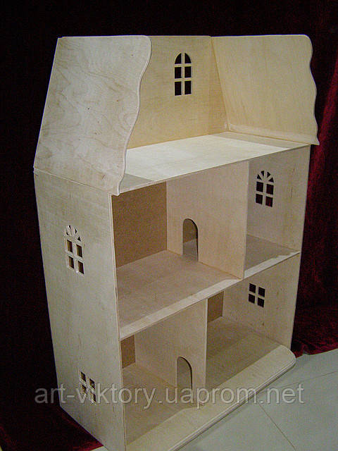 Кукольный домик - фото 1