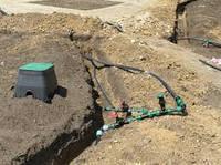 Монтаж технічного , гідравлічного, електричного обладнання системи автоматичного поливу