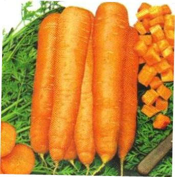 Морква  Скарла 500г (банка)