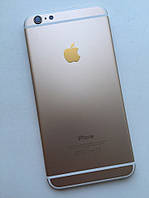 Корпус для Apple iPhone 6 plus Gold