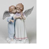 Статуэтка фарфоровая  Парочка ангелов JP-05/14