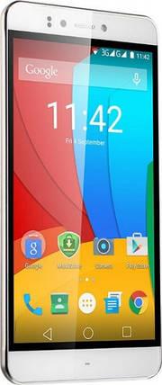 Мобильный телефон Prestigio 3532 Dual White, фото 2