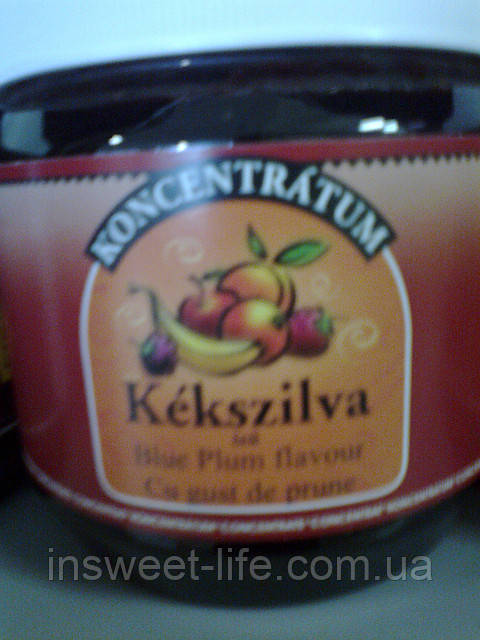 Пасти M-Gel для твердого фруктового морозива