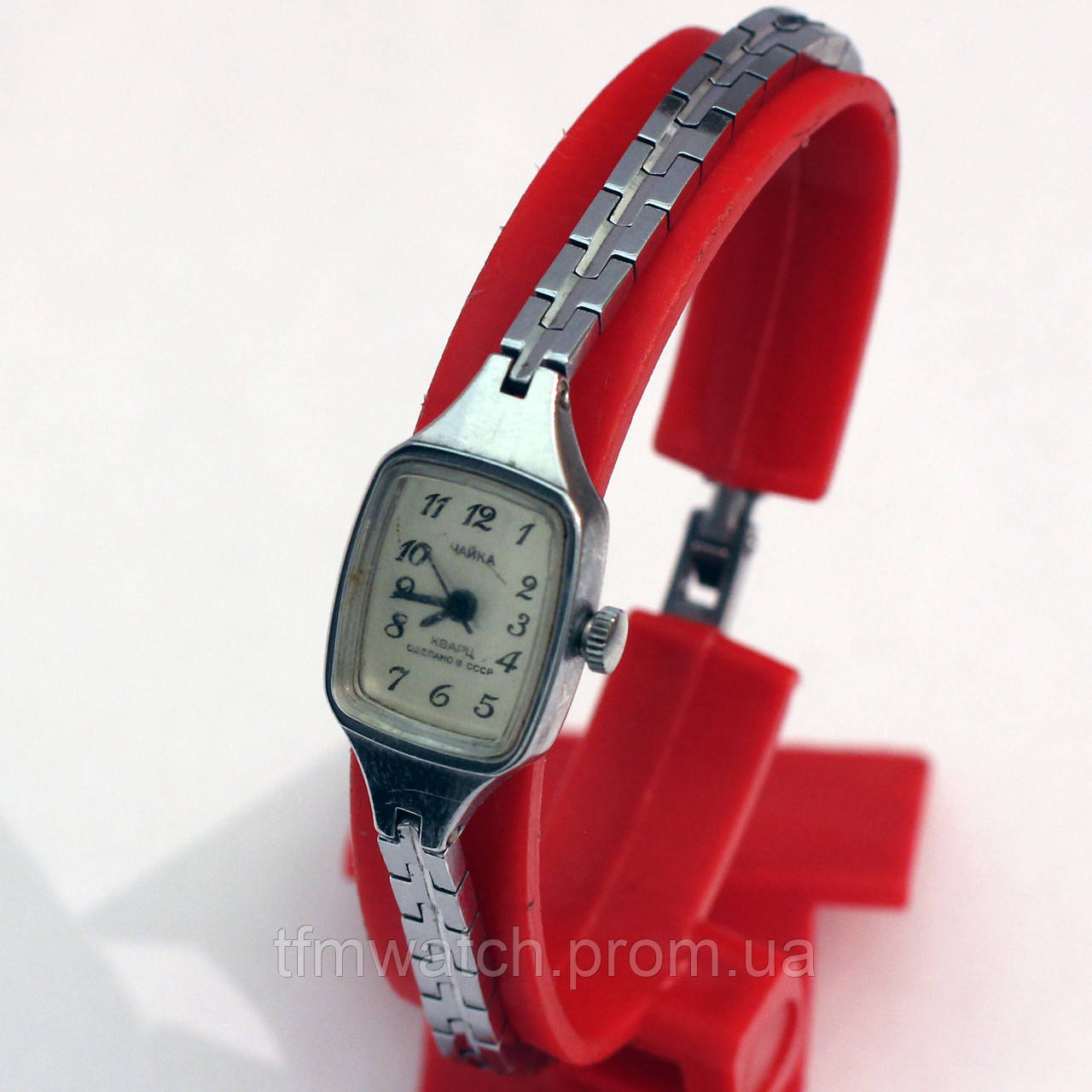 Кварцевые женские часы Чайка