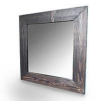Зеркало в деревянной раме 1