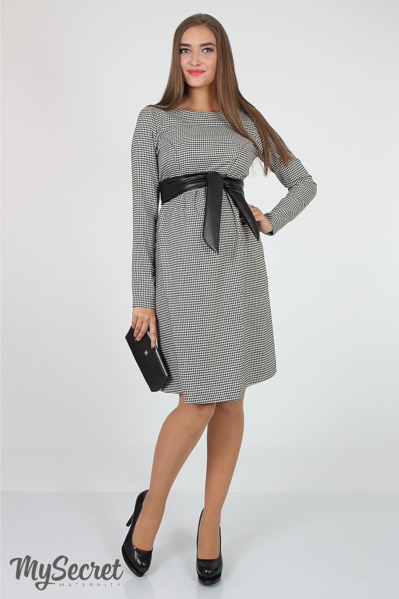 39d2782f46a99a6 Классическое платье для беременных и кормящих Barbara: продажа, цена ...