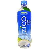 Кокосовая вода, Coconut Water, Zico, 500 мл