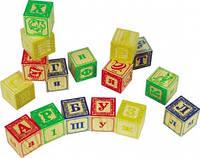 Набор кубиков №2 (16 штук), МДИ