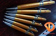 Промо ручки с логотипом, печать на ручках