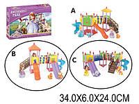 Парк развлечений Amusement Park в кор. 34х6х24 /36/(1068)