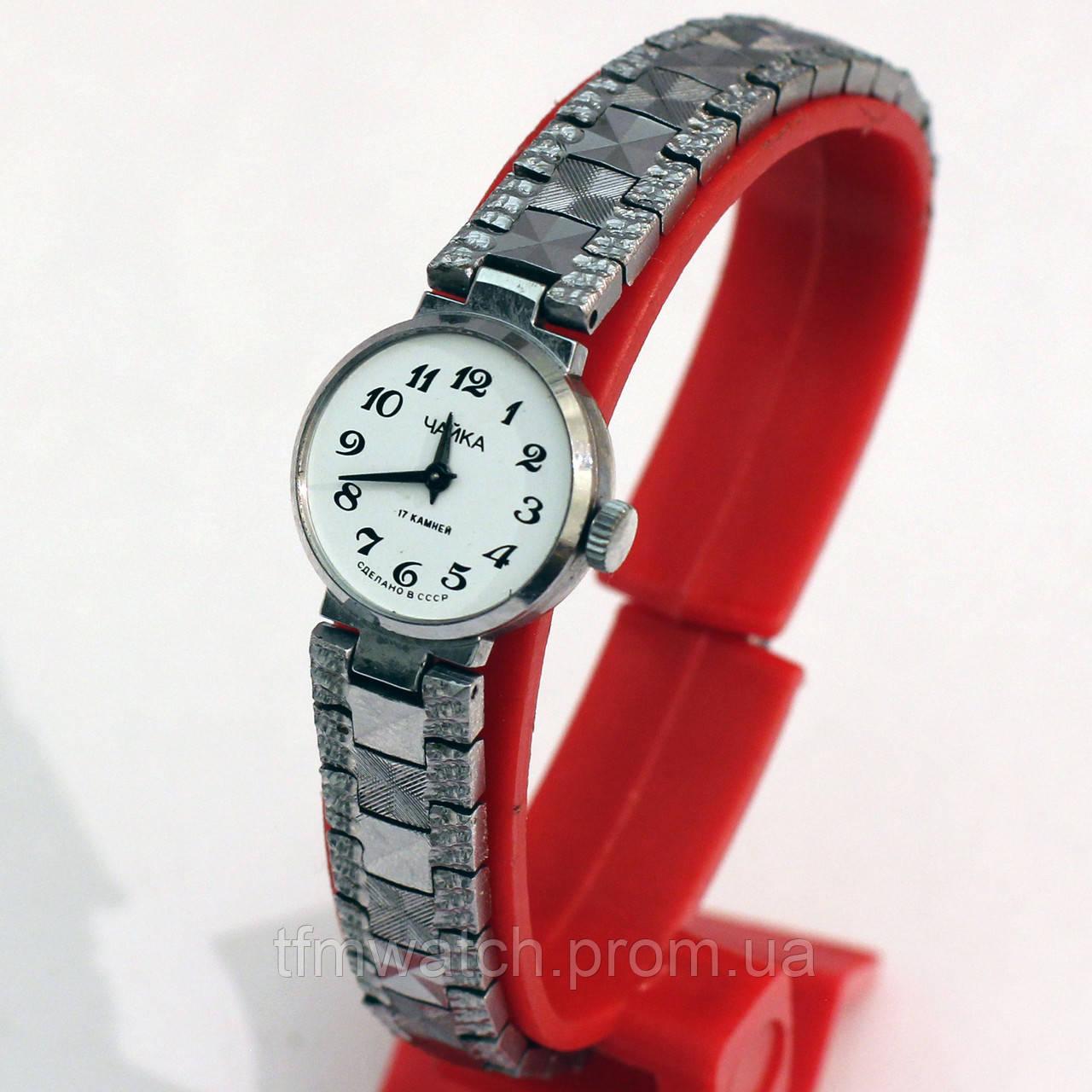 Чайка 17 камней часы СССР