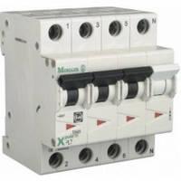 Автоматичний вимикач 3+N-полюс. PL7-D25/3N EATON, фото 1