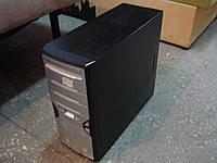 Корпус серебристо-черный с DVD приводом и холдером, фото 1