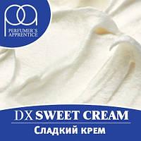 Ароматизатор TPA (TFA) DX Sweet Cream (Сладкий Крем) 5мл