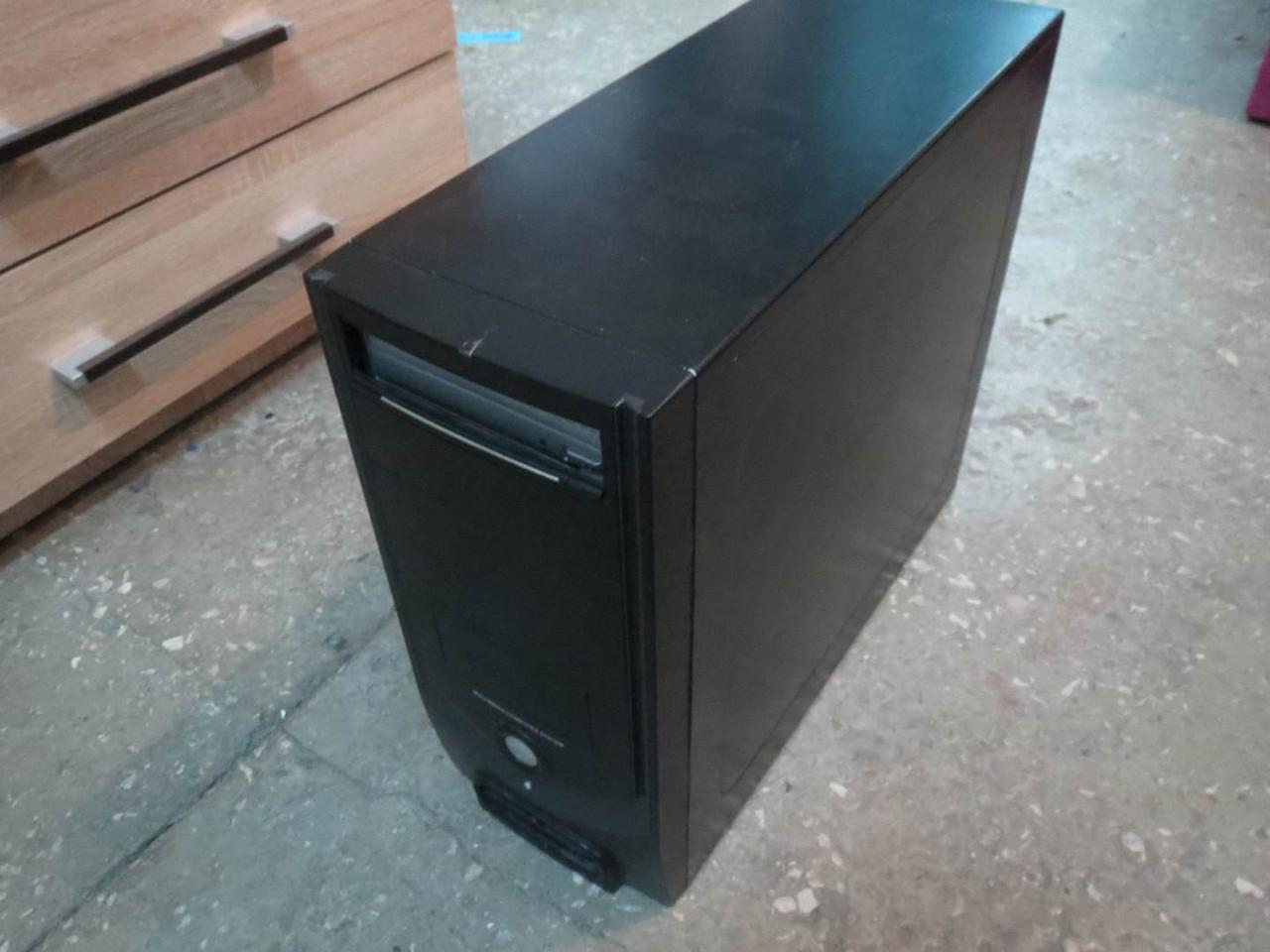 Корпус черный с DVD приводом, фото 1