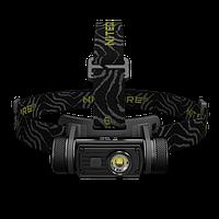 Новинка. Перезаряжаемый налобный фонарь - Nitecore HC60.