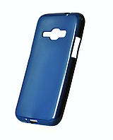 Чехол-накладка для iPhone 5/ 5S/ SE синяя