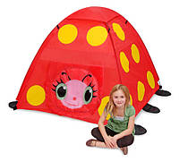 """Детская палатка """"Божья коровка Молли"""", Melissa&Doug"""