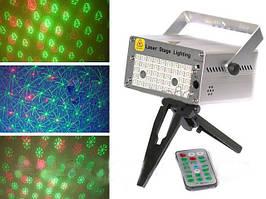 Програмируемый лазерный проектор SG 03     .dr