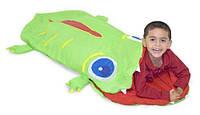"""Спальный мешок """"Крокодильчик Оги"""", Melissa&Doug"""