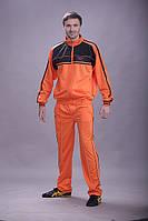 Спортивный костюм MONTANA оранжево-черный