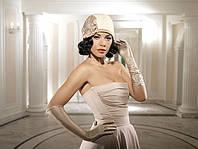 Шляпка велюровая женская Willi Viviana