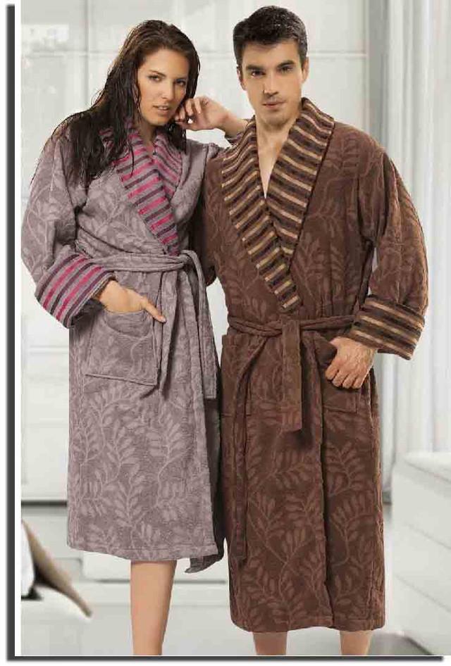 Разновидности халатов от Оптом-дешевле: халаты мужские и женские оптом