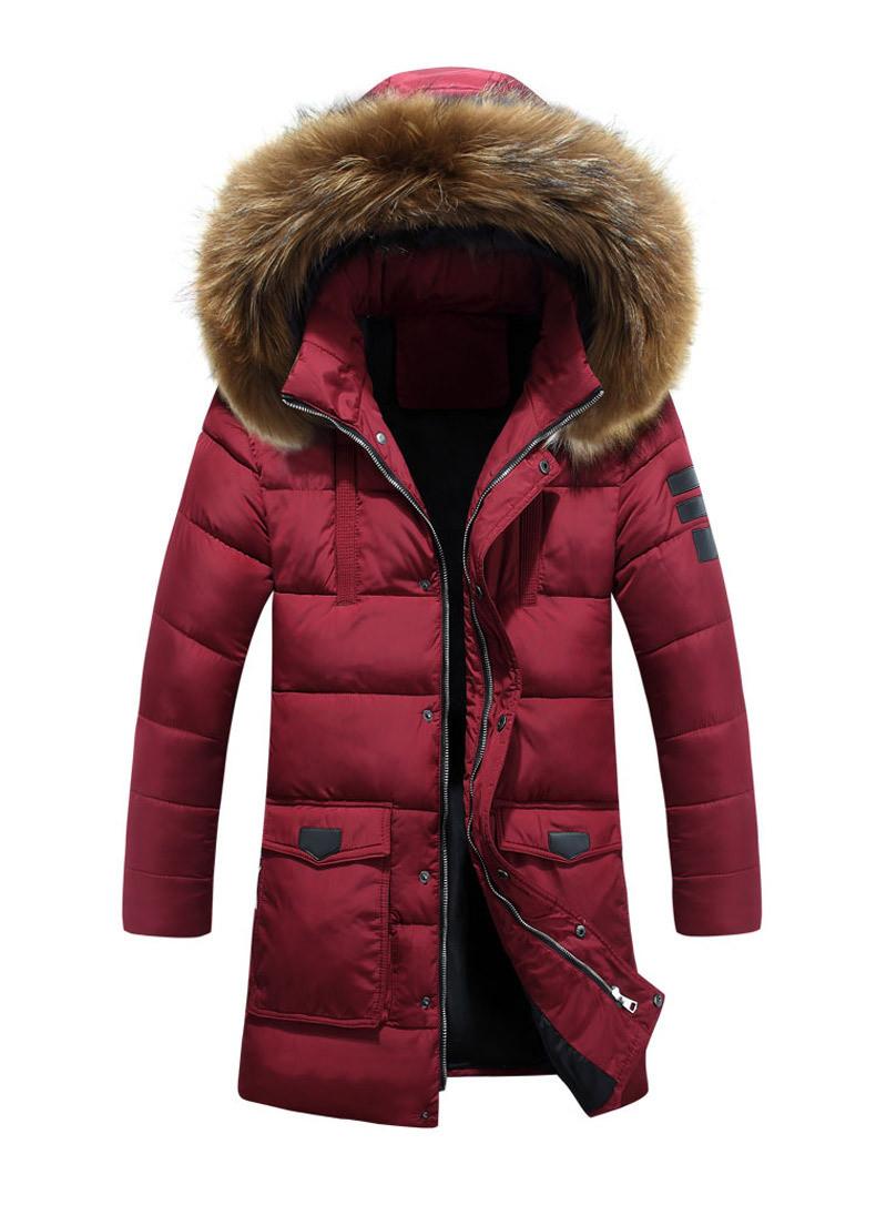 Мужская зимняя куртка. Модель 825