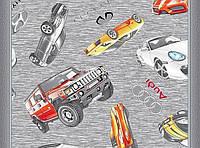 Детский ковролин машинки (Audi)