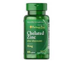 Chelated Zinc 25 mg 100 tab