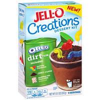 Jell-O Creations Oreo Dirt Cups, фото 1