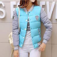 Женская демисезонная куртка. Модель 827, фото 1