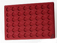 Планшет для монет 48 ячеек, диаметр 27 мм