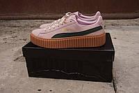 Кроссовки Puma Suede Creeper x Rihanna